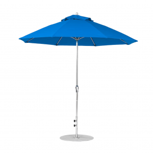 9' Market Umbrella with Crank and No Tilt