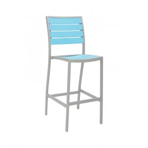 Outdoor Bar Chair with No Arms