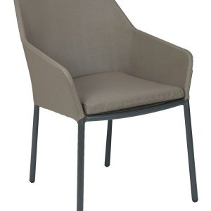 Madeira Taupe Dining Chair