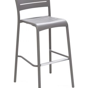 Classic Outdoor All Aluminum Bar Stool
