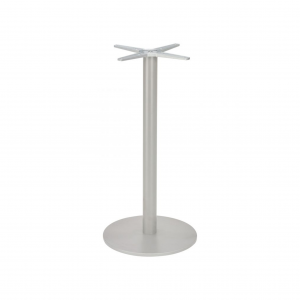 "29"" Aluminum Table Base with Cast weightless"