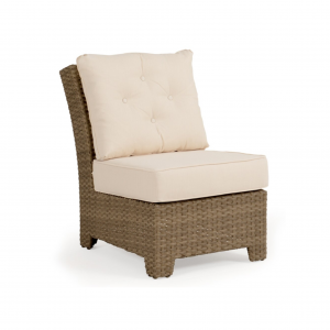 Sawgrass Armless Sectional Chair
