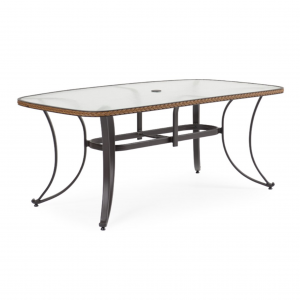 "Cape Cod 42""x 73"" Boat Shape Dining Table"