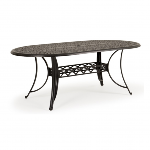 "Dade 42"" x 76"" Oval Dining Table"