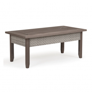 Arcadia Rectangle Cocktail Table with PoliSoul top