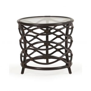 "Cambria 24"" Round End Table"