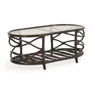 "Cambria 45""x24"" Oval Cocktail Table"