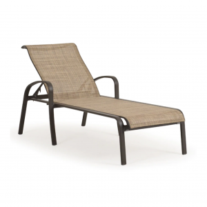 Sebastian Adjustable Sling Chaise Lounge