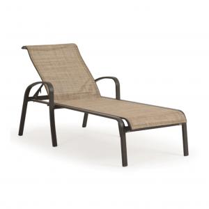 Sebastian Adjustable Sling Chaise Lounge