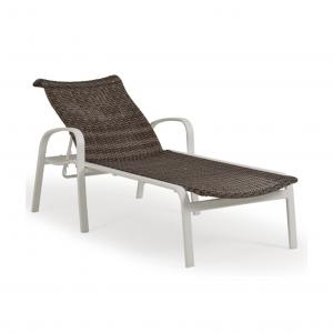 Sebastian Woven Chaise Lounge