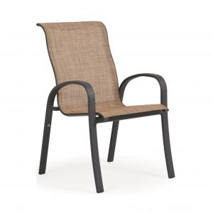Sebastian Stationary Sling Dining Chair