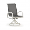 Sebastian Swivel Tilt Sling Dining Chair