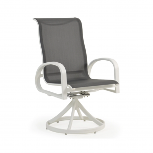Sebastian Swivel Tilt Sling Dining Chair