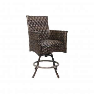 Laurel QDF Swivel Balcony Chair