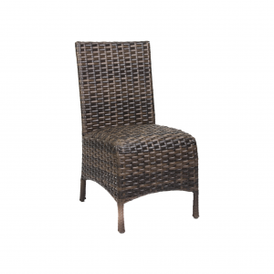 Laurel QDF Armless Dining Chair