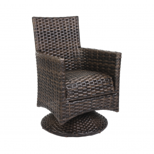 Laurel QDF Swivel Dining Chair