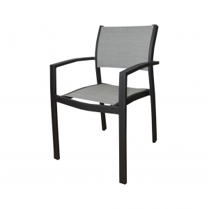 Aluminum Mesh Dining Chair