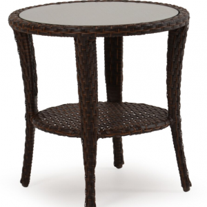 "Alexandria 24"" Round End Table"
