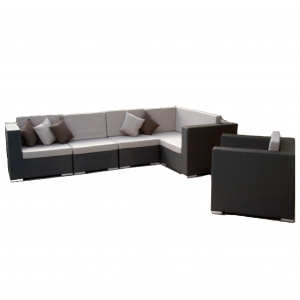 Venice Corner Sectional Chair