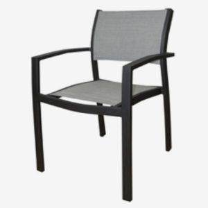 Aluminum Mesh Dining Chair