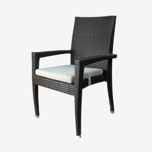 Venice Dining Chair with Arms