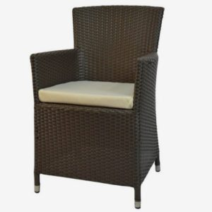 Resto Dining Chair with Arms