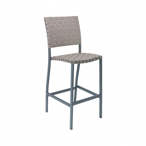 BAL-5800S Cross-Strapped Bar Stool