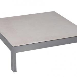 """Vilano 32"""" Square Coffee Table"""