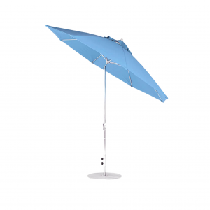 9' Market Umbrella With Crank and Auto-Tilt