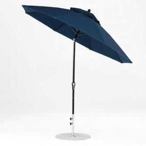 9' Crank Auto Tilt Umbrella