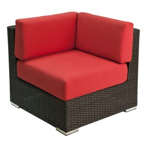 Crystal Beach Corner Chair