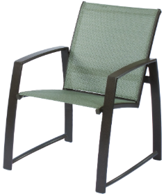 Valiant Dining Chair with Arms Brace