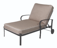 Meadow Wide Chaise Lounge