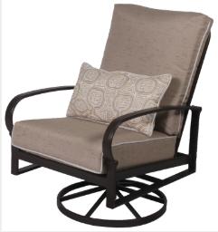 Meadow Leisure Swivel Tilt Chair