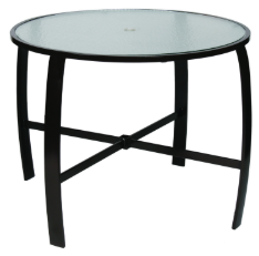"Playa 42"" Round Gathering Table"