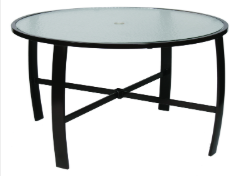 "Playa 48"" Round Dining Table"