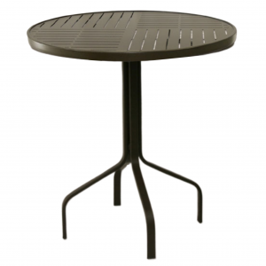 "29"" Round Boardwalk Bar Table"