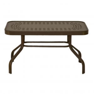 "18"" x 34"" Hilo Top Coffee Table"