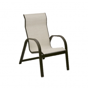 T-7450 T-Line Sling High Back Chair
