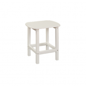 Poly Oval Side Table
