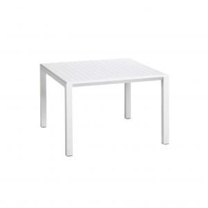 Aria Tavolino 60 Bianco Side Table