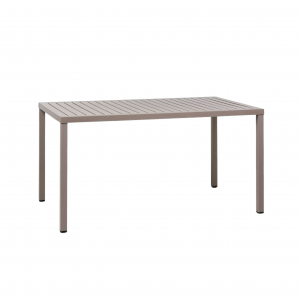 Cube 140x80 Tortora Table