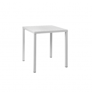 Cube 70 Bianco Table