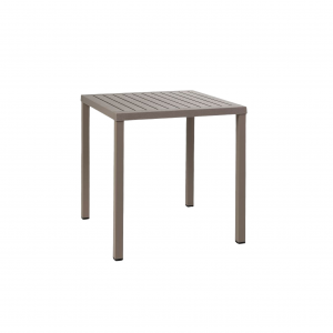 Cube 70 Tortora Table