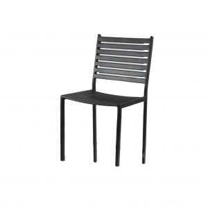 D-050 Aluminum Dining Chair