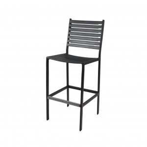 D-075 Aluminum Bar Stool