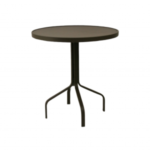 "36"" Metal Top Bar Height Table"
